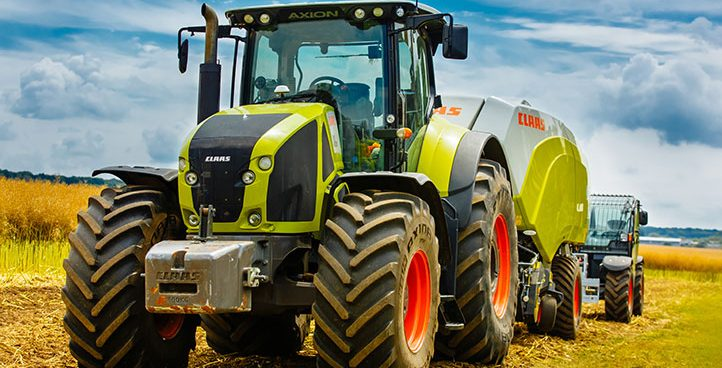 Farming and forestry equipment