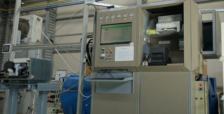 Testare produse fabricate