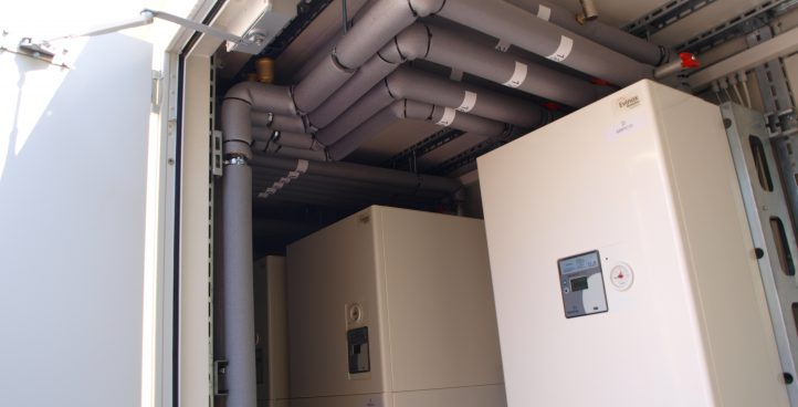 Communal & District Heating Solution